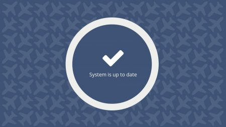 Uptime - system is up to date